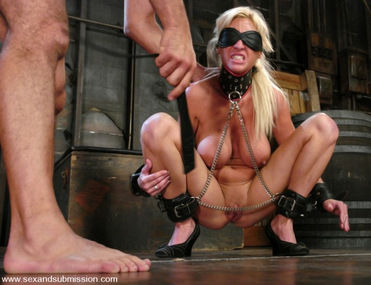 Blonde Dominated And Fucked 1