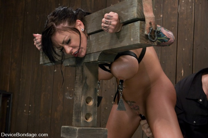 Captive In Stocks 2