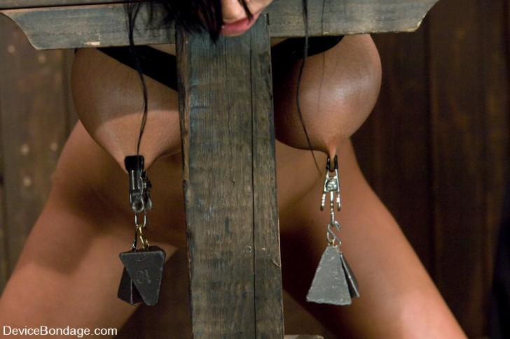 Captive In Stocks 3
