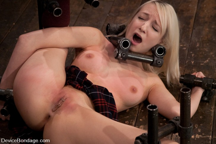 College Girl In Bondage 2