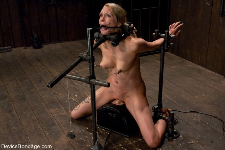 Forced Sybian Orgasms 1