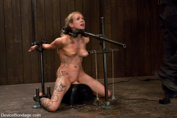 Forced Sybian Orgasms 2