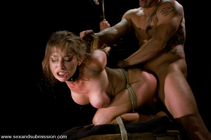 Rough Bondage Sex 1