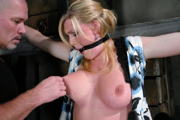 Voluptuous Blonde Dominated And Fucked