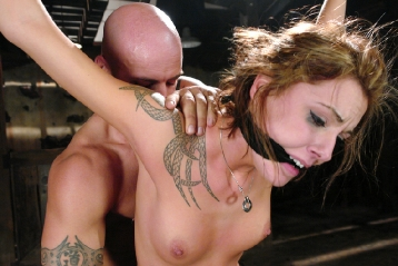 She Submits And Squirts